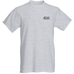 T-shirt with Company Logo